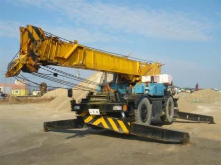 H4年 コベルコ 25トン