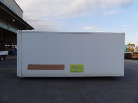 物置コンテナ『48番』 冷凍車仕様