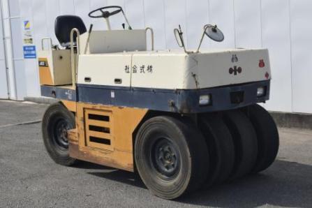 コマツ ロードローラー JW33-2