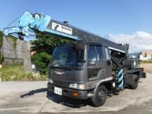 H6年日野 レンジャ- トラッククレ-ン 4.9トン吊