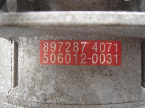 いすゞ エルフ ACコンプレッサー 中古部品