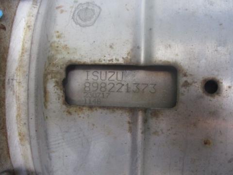 いすゞ フォーワード マフラータイコ 中古部品