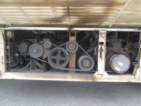 三菱ふそう 大型車 バンボディ 中古部品