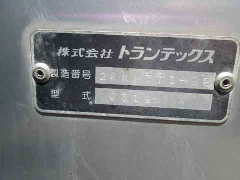 日野 レンジャー 4tBOXドライバン 中古部品