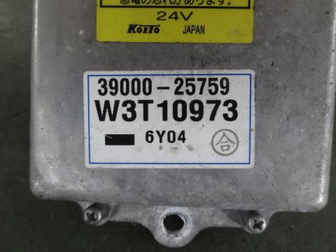 日産UD 大型車 HIDバラスト 中古部品