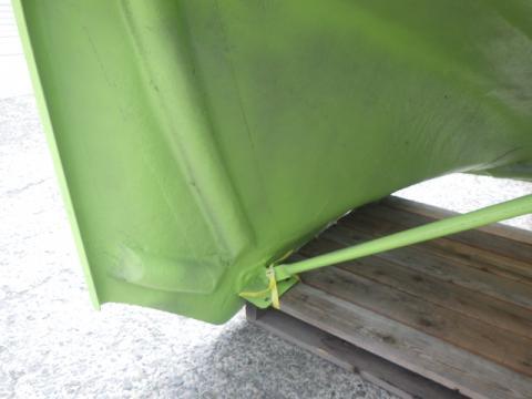 いすゞ フォーワード 導風板 中古部品