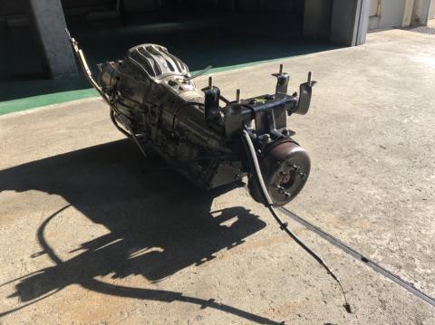 中古トラックパーツ オートマミッション