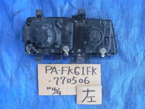 三菱ふそう ファイター ヘッドライトAy(左) 中古部品