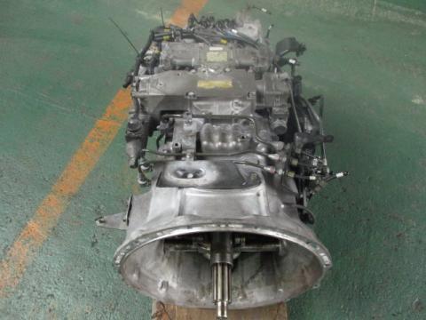 日野 大型車 セミオートマチックミッションAy 中古部品