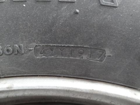 日野 大型車 タイヤ・ホイルAy 中古部品