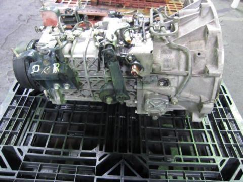 いすゞ エルフ セミオートマチックミッションAy 中古部品
