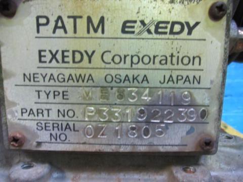 三菱ふそう ファイター オートマチックミッションAy 中古部品