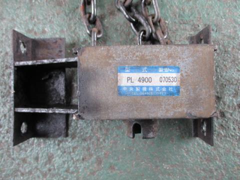 いすゞ 大型車 スペア吊り 中古部品