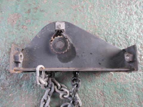 三菱ふそう ファイター スペア吊り 中古部品
