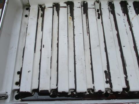 日産UD コンドル 導風板(シート載せ) 中古部品