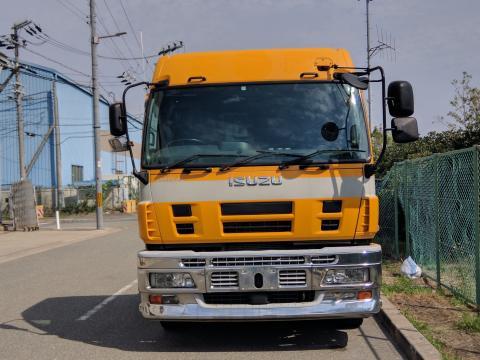 中古トラック部品 いすゞ トラクター キャビンAy