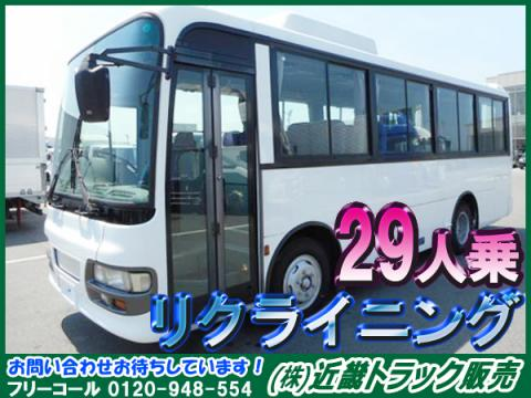 いすゞ いすゞ ガーラミオ 中古 : truck-bank.net