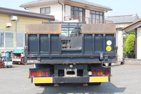 TRUCK-BANK.com - Japanese Used 91 Truck - MITSUBISHI FUSO ...