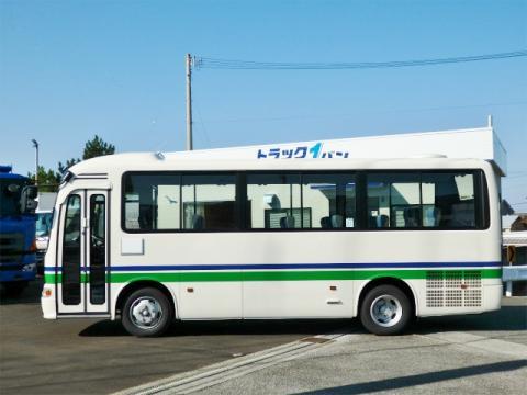 中古バス いすゞ ジャーニー