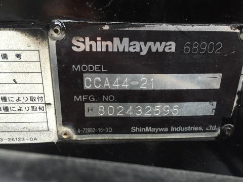 中古コンテナ車 三菱ふそう ファイター