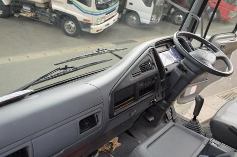 中古糞尿車(バキュームカー) 日野