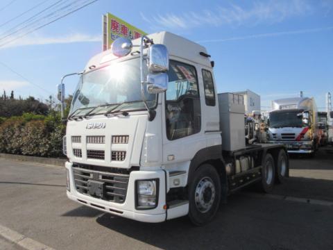 いすゞ いすゞ ギガ トラクタ : truck-bank.net