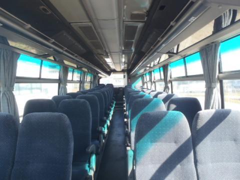 中古バス 三菱ふそう エアロエース