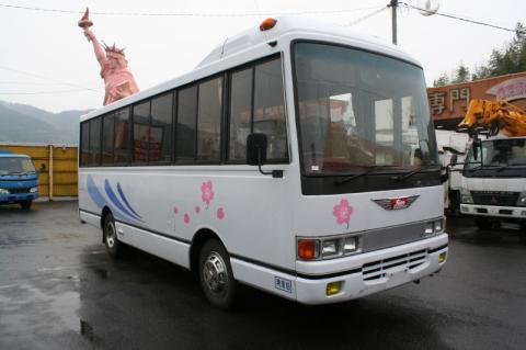 中古バス 日野 レインボー