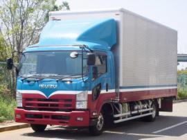 中古トラック アルミバン