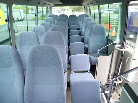 中古バス トヨタ コースター