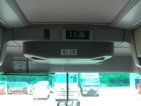 中古バス 三菱ふそう エアロスター