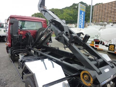 中古コンテナ車 ニッサン