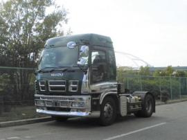 中古トラック トラクタ