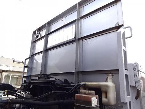 中古平アルミブロック いすゞ ギガ