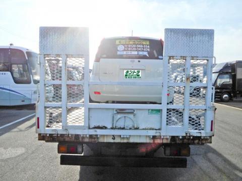 中古キャリアカー(積載車) 三菱ふそう