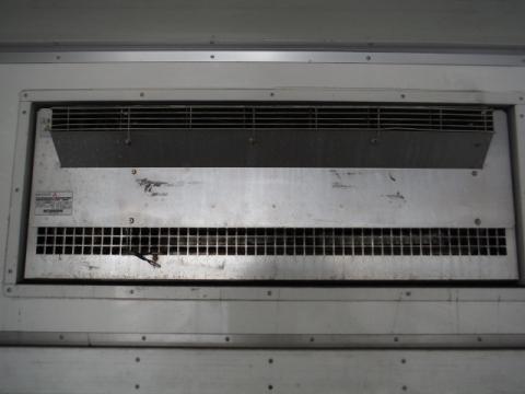 中古冷凍バン 三菱ふそう