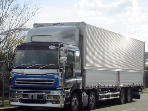 中古トラック H19年式 H28年 管理E/G乗せ換え 4軸低床
