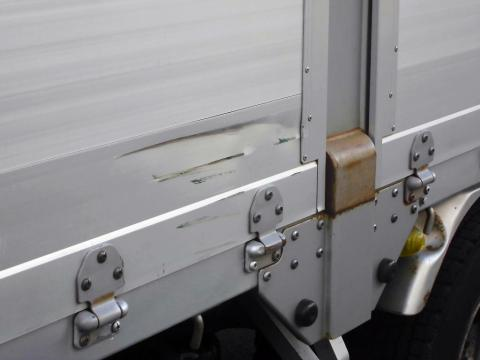 中古トラック H20年式 スタンダード ベット付 6.2m アルミブロック