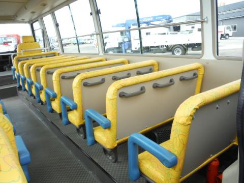 中古バス 三菱ふそう ローザ