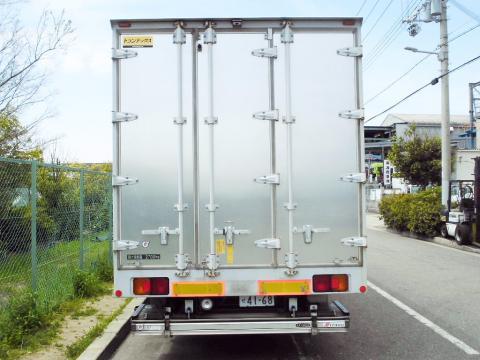 中古トラック H22年式 検査 格納P/G付 7.2mアルミバン