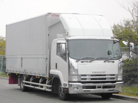 中古トラック H23年式 検査付 エアサス ワイドウイング