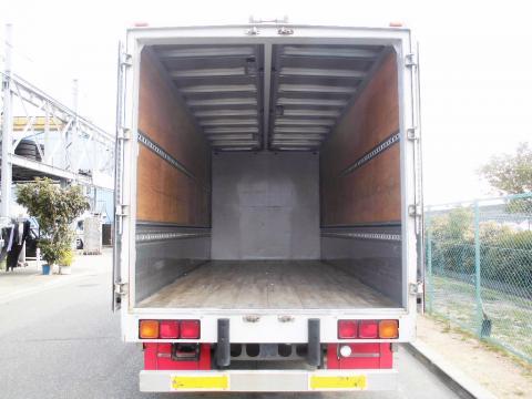 中古トラック H20年式 検査付 ワイドベット付 アルミウイング
