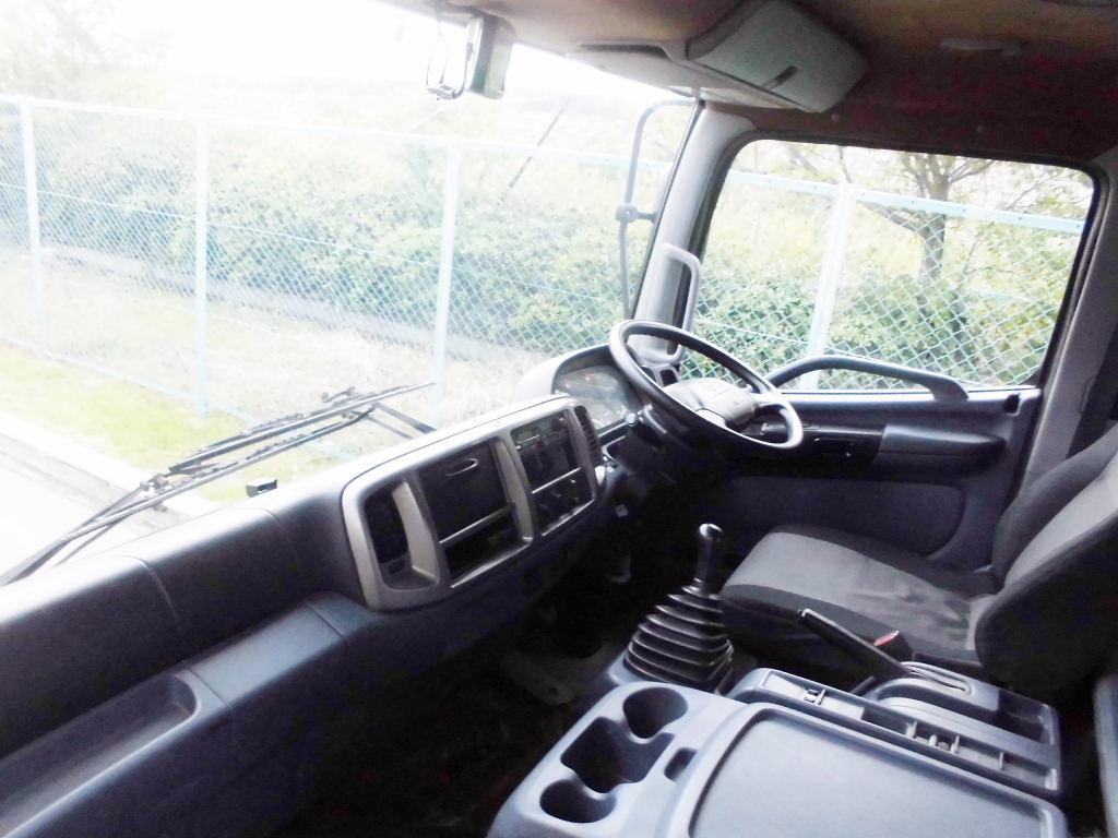 中古トラック H19年式 ワイド格納ゲート付 アルミウイング