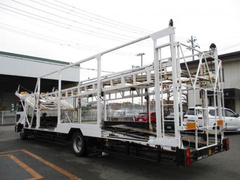 中古キャリアカー(積載車) UDトラックス コンドル