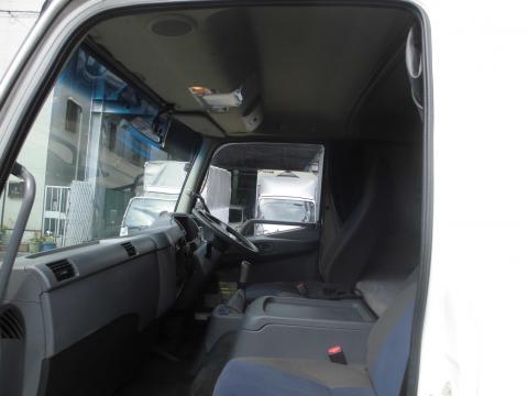 中古トラック H24年式 ワイド エアサス 6.2m 格納ゲート