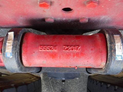 中古深ダンプ UDトラックス ビッグサム