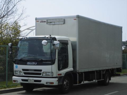 中古トラック H18年式 6.2m ゲート付バン