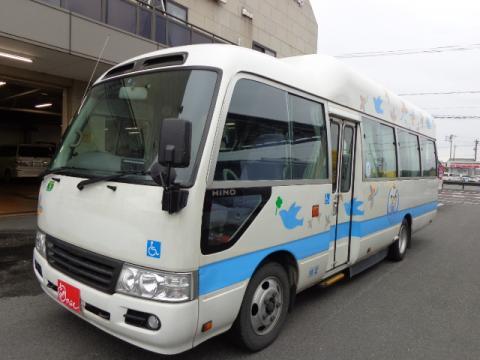 中古バス 日野 リエッセ