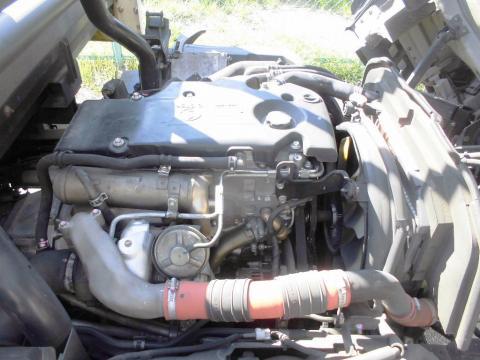中古トラック H20年式 ワイドロング 積載3t P/G付平