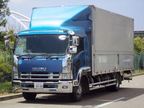 中古トラック H22年式 検査長い! 6.2m ワイドベット付
